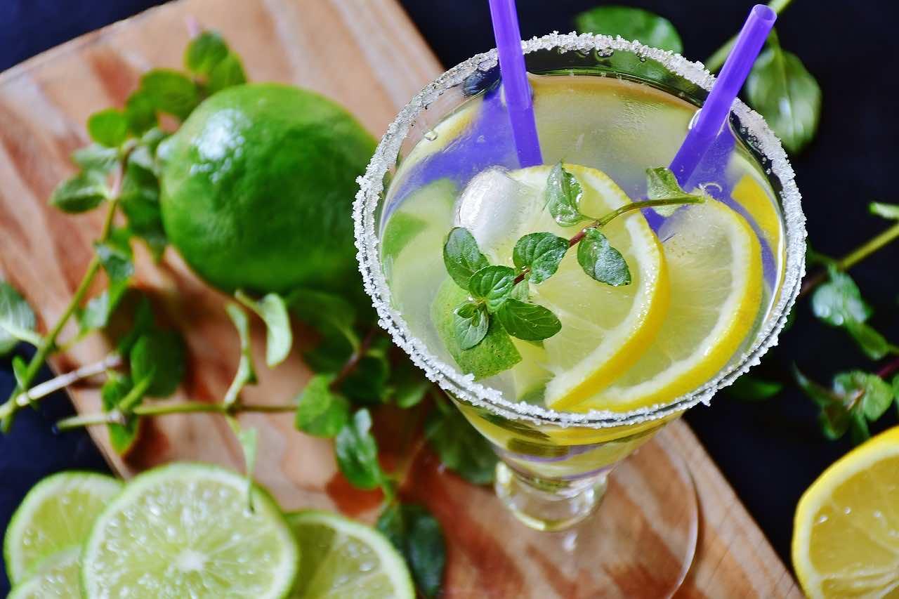 Chanh có thể làm ra những loại cocktail ngon lành