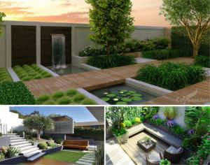 Dịch vụ thiết kế sân vườn và thi công trọn gói